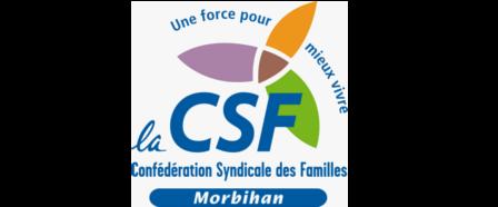 La CSF . Morbihan